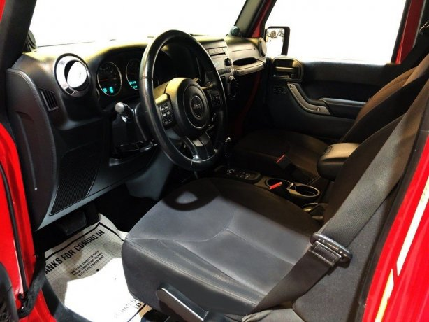 2014 Jeep Wrangler for sale Houston TX