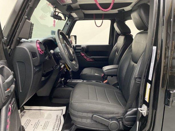 2016 Jeep Wrangler for sale Houston TX