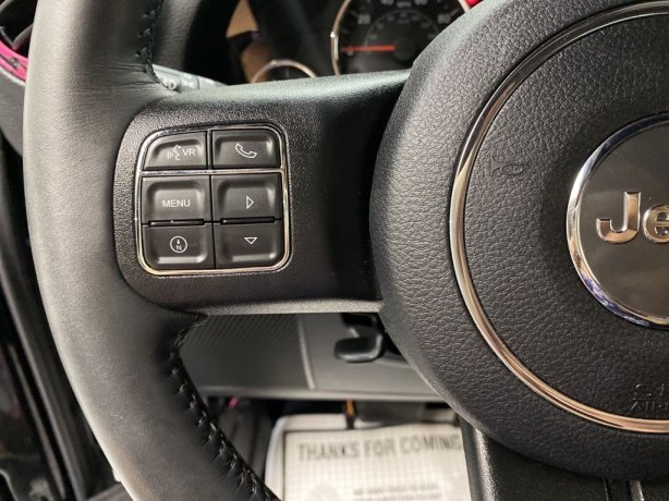 used Jeep Wrangler for sale Houston TX