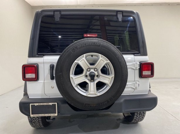 2020 Jeep Wrangler for sale