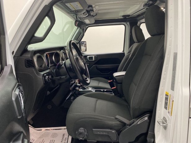 used 2020 Jeep Wrangler for sale Houston TX
