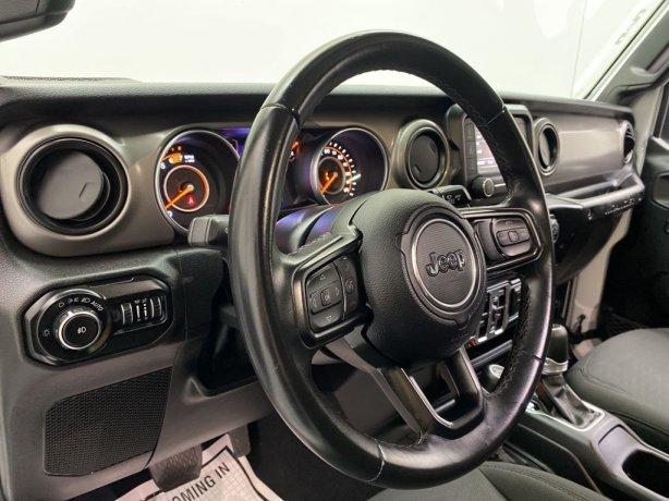 2020 Jeep Wrangler for sale Houston TX