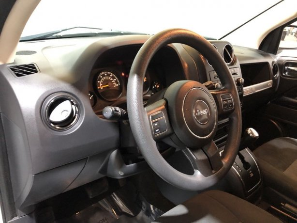 used 2016 Jeep Compass for sale Houston TX