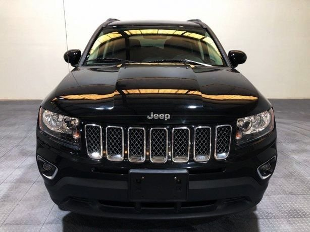 Used Jeep Compass for sale in Houston TX.  We Finance!
