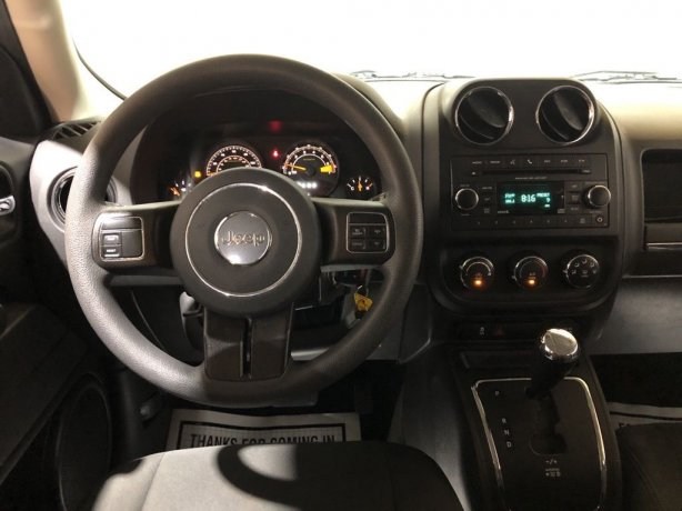 used 2017 Jeep Patriot for sale near me