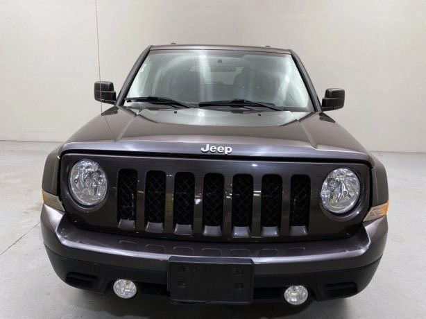 Used Jeep Patriot for sale in Houston TX.  We Finance!