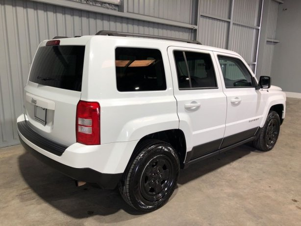 Jeep Patriot for sale near me