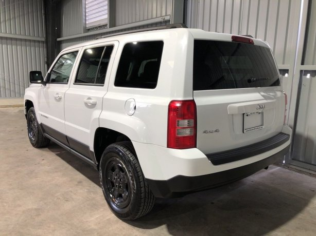 used 2016 Jeep Patriot for sale