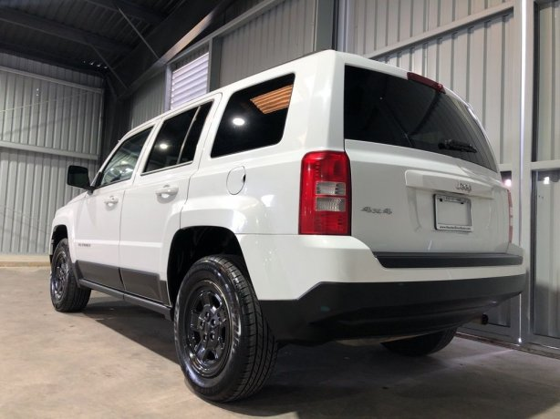 used Jeep Patriot for sale near me