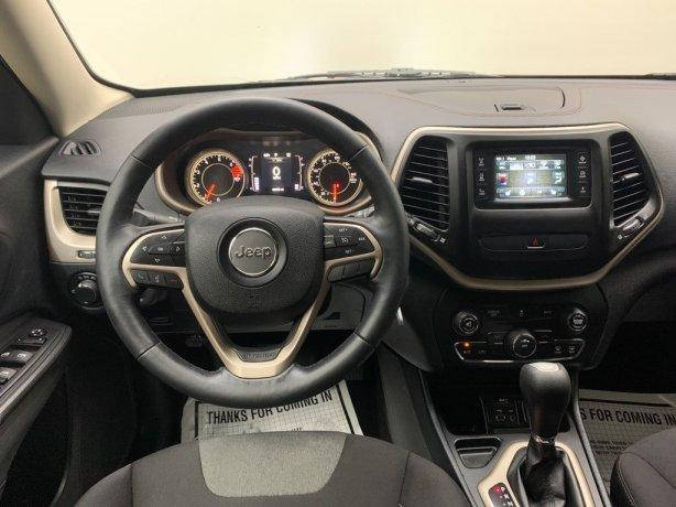2016 Jeep Cherokee for sale near me