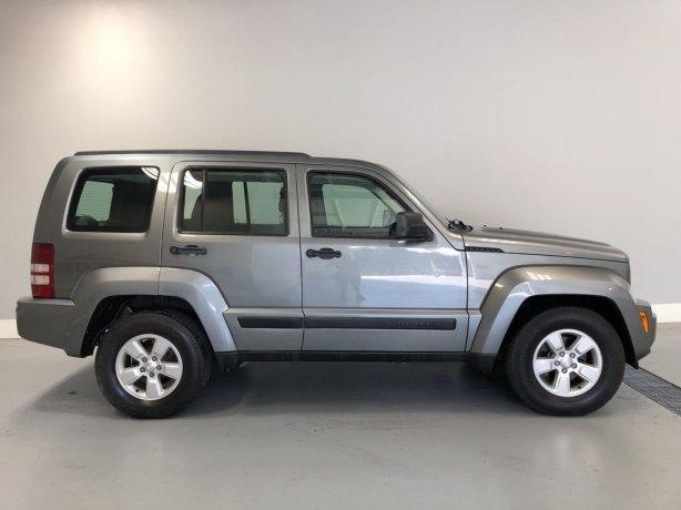 2012 Jeep Liberty Sport