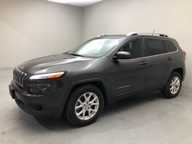 Used 2015 Jeep Cherokee for sale in Houston TX.  We Finance!