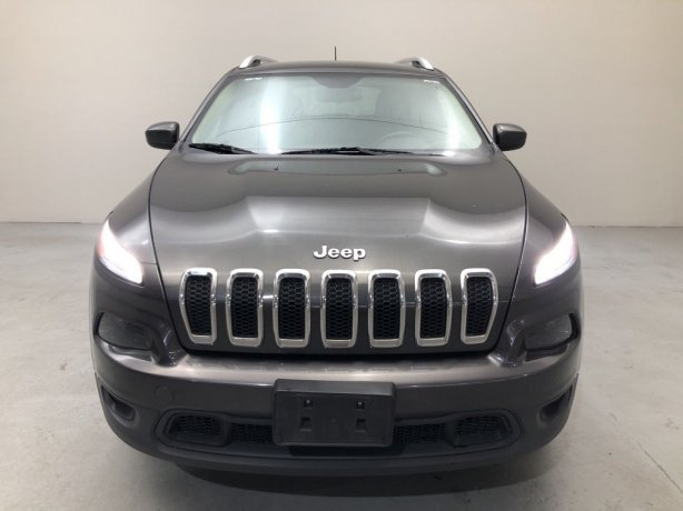 Used Jeep Cherokee for sale in Houston TX.  We Finance!