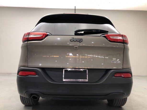 2017 Jeep Cherokee for sale
