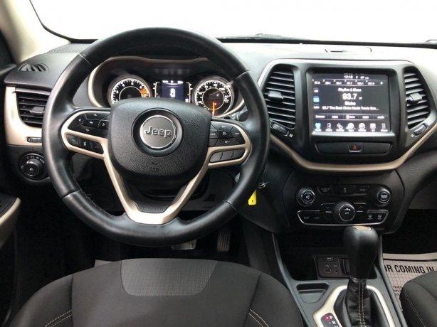 2017 Jeep Cherokee for sale near me