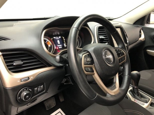 2017 Jeep Cherokee for sale Houston TX