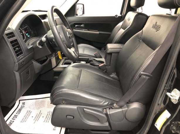 used 2012 Jeep Liberty for sale Houston TX