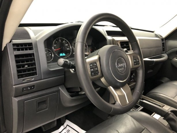 2012 Jeep Liberty for sale Houston TX