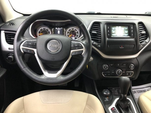 2015 Jeep Cherokee for sale near me