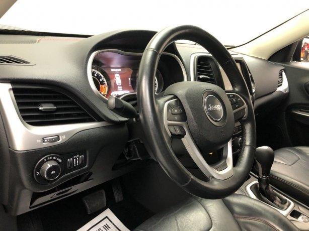 2015 Jeep Cherokee for sale Houston TX