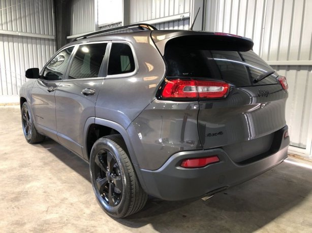 used 2016 Jeep Cherokee for sale