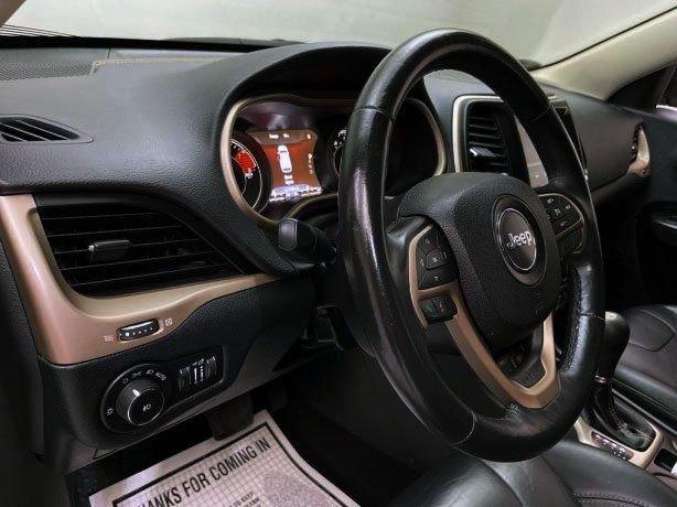 2016 Jeep Cherokee for sale Houston TX
