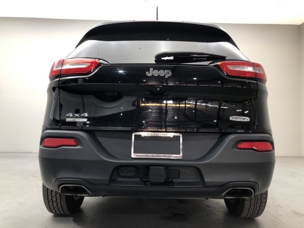 2018 Jeep Cherokee for sale