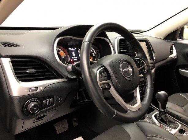 2018 Jeep Cherokee for sale Houston TX
