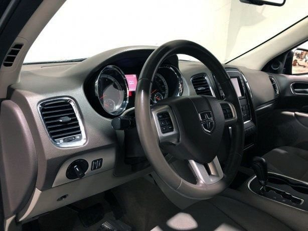 used 2012 Dodge Durango for sale Houston TX