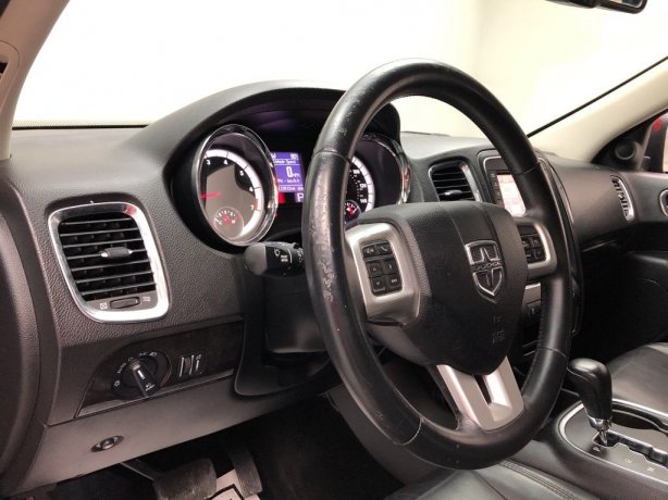 2013 Dodge Durango for sale Houston TX