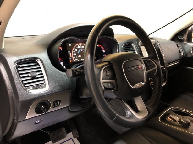 used 2017 Dodge Durango for sale Houston TX