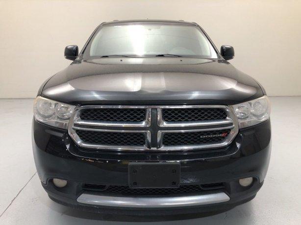 Used Dodge Durango for sale in Houston TX.  We Finance!