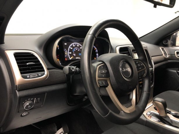 2016 Jeep Grand Cherokee for sale Houston TX