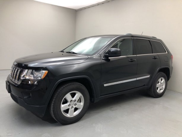 Used 2012 Jeep Grand Cherokee for sale in Houston TX.  We Finance!