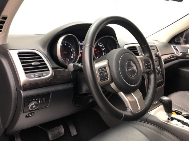 2012 Jeep Grand Cherokee for sale Houston TX