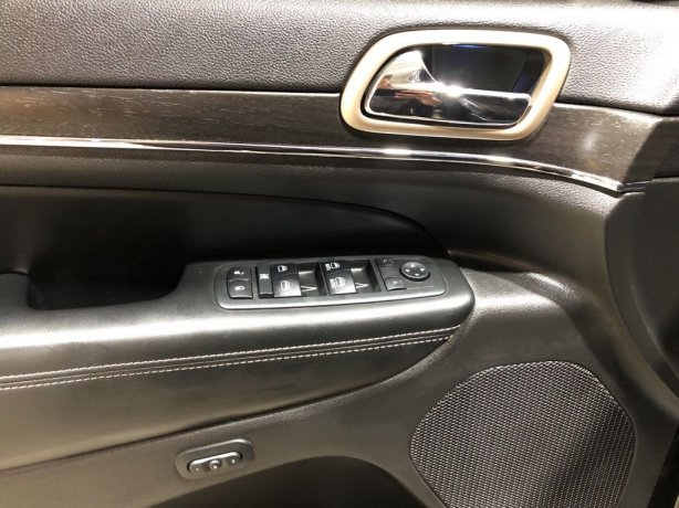 used 2017 Jeep Grand Cherokee for sale near me