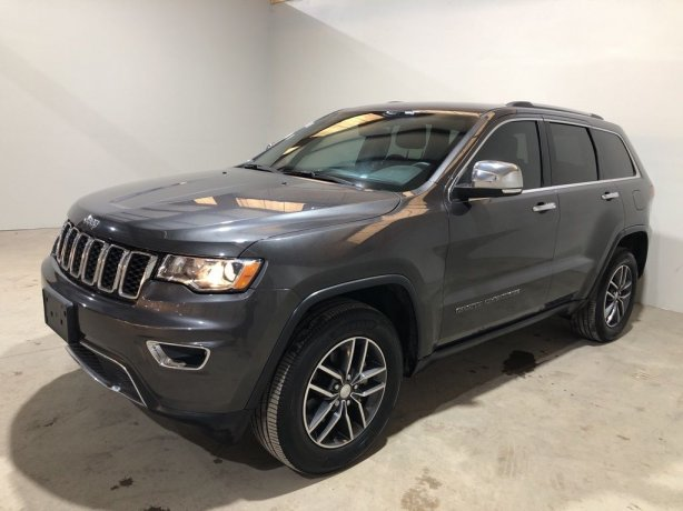 Used 2017 Jeep Grand Cherokee for sale in Houston TX.  We Finance!