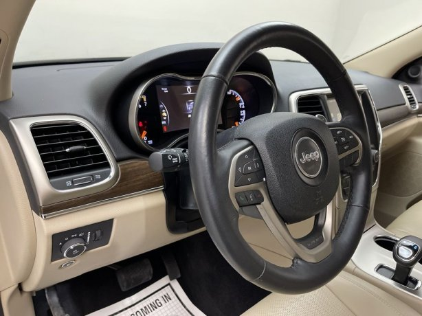 2015 Jeep Grand Cherokee for sale Houston TX