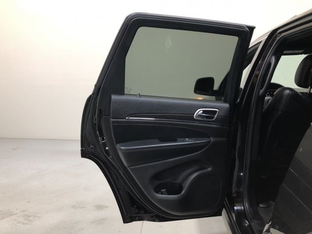 used 2018 Jeep Grand Cherokee