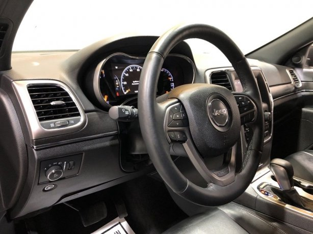 used 2018 Jeep Grand Cherokee for sale Houston TX