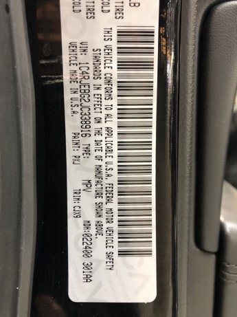 Jeep 2018 for sale near me