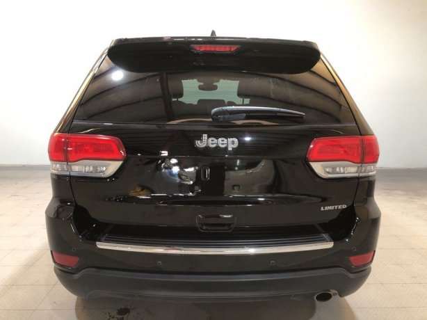 used 2017 Jeep for sale