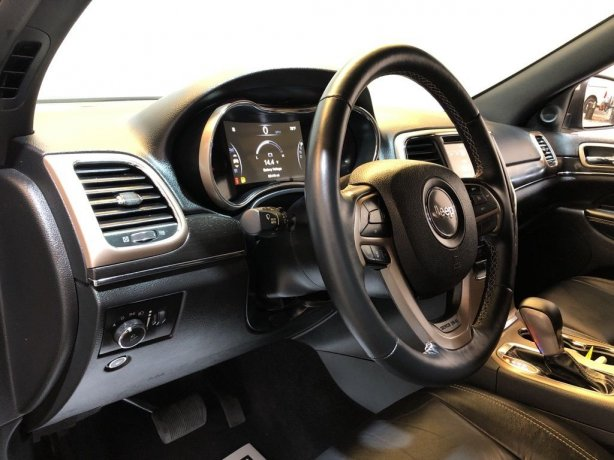 used 2017 Jeep Grand Cherokee for sale Houston TX