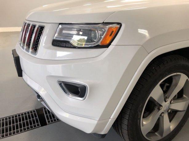 2015 Jeep Grand-Cherokee Overland