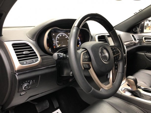 2017 Jeep Grand Cherokee for sale Houston TX