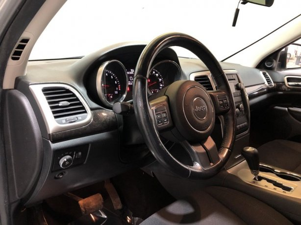 used 2012 Jeep Grand Cherokee for sale Houston TX