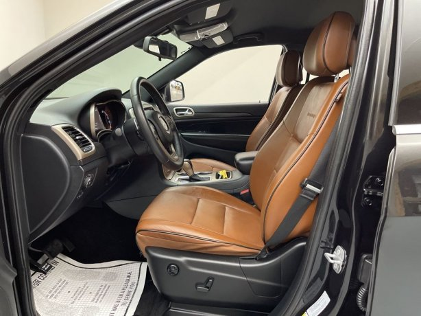 used 2016 Jeep Grand Cherokee for sale Houston TX