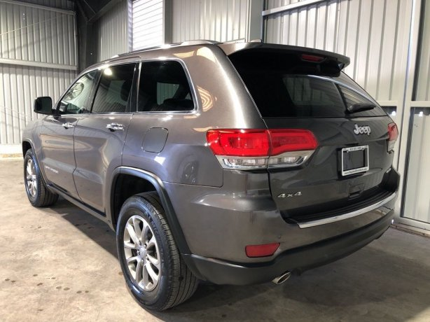 used 2014 Jeep Grand Cherokee for sale