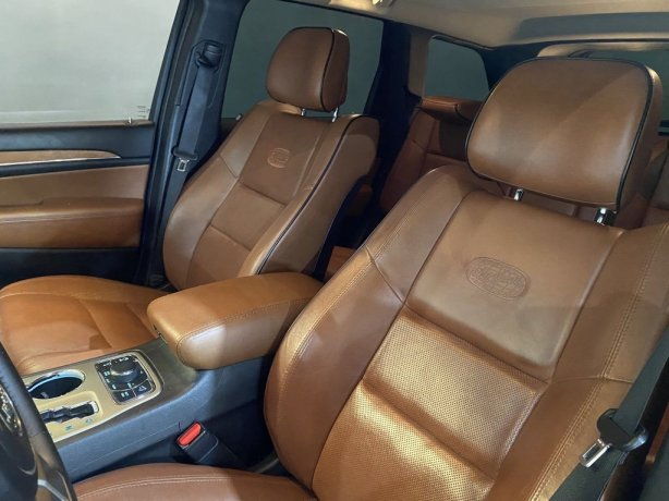 used 2013 Jeep Grand Cherokee for sale Houston TX