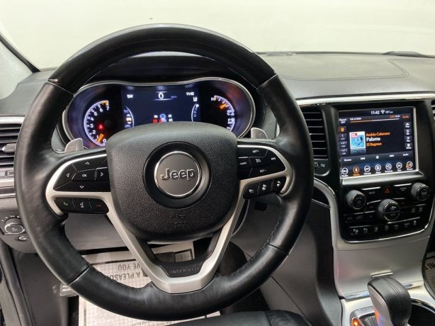 used 2018 Jeep Grand Cherokee for sale near me